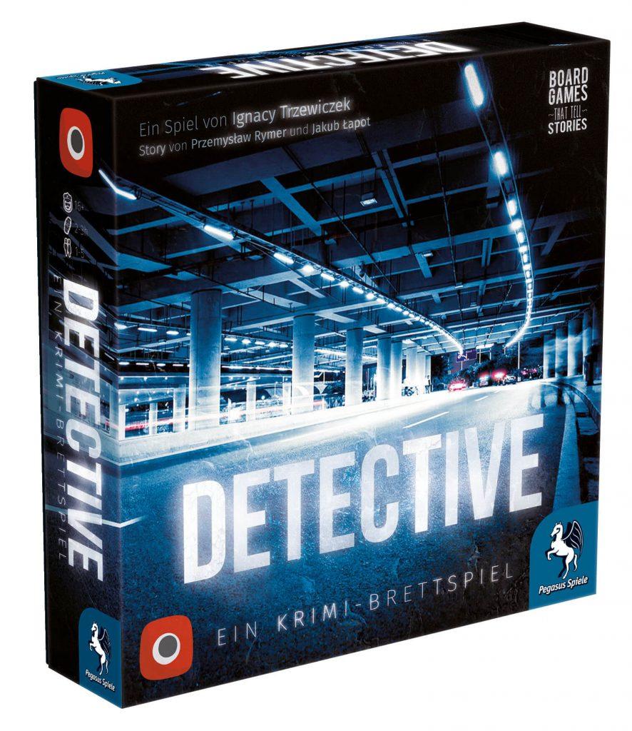 detective nominee of Kennerspiel des Jahres 2019