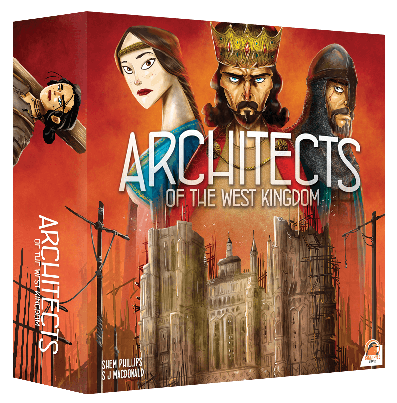 box of architechs recommendation from Kennerspiel des Jahres 2019