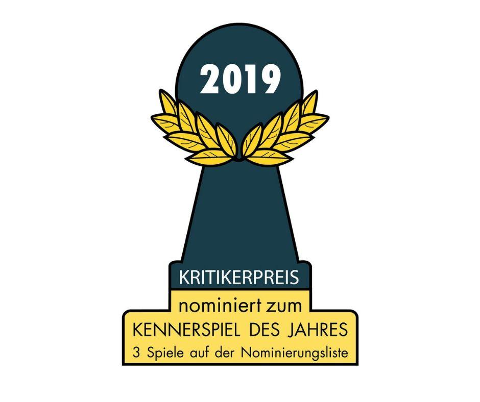 Kennerspiel des Jahres 2019 | The Nominees