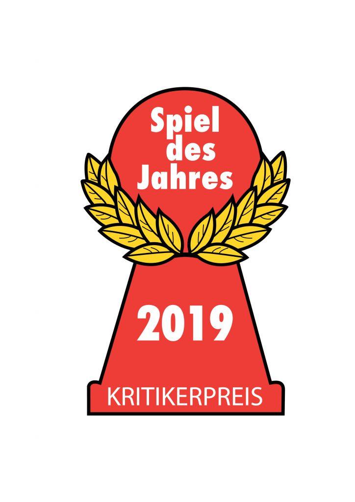 Spiel des JAnhres 2019 logo