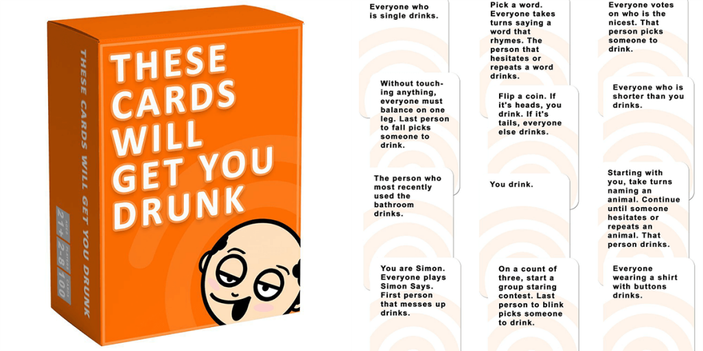 drinking board games for adults these card will get you drunk