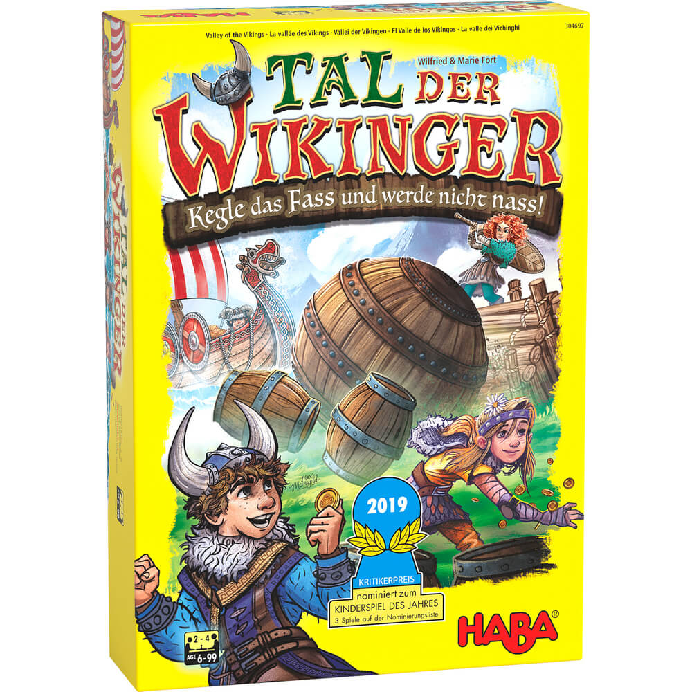 box of the valley of vikings kinderspiel des jahres 2019 nominee