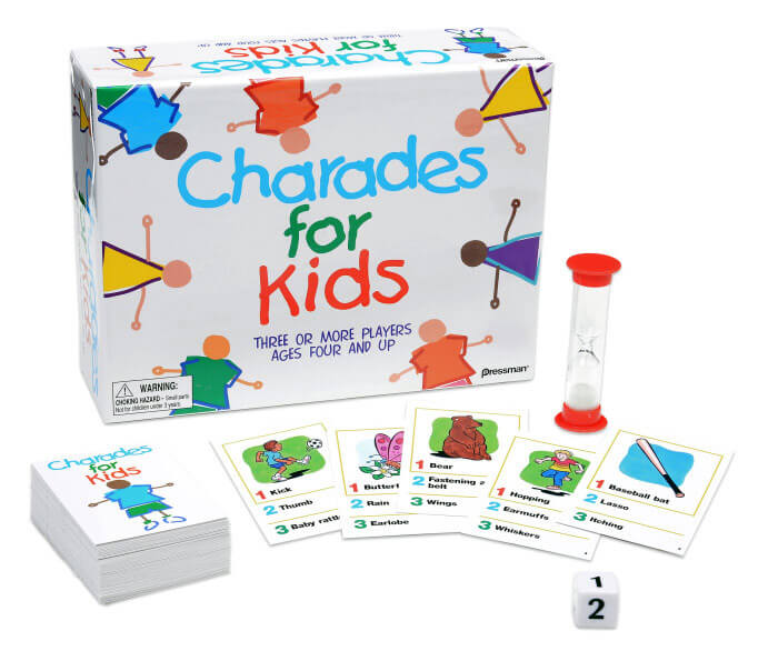 charades for kids box board games for 5 year olds