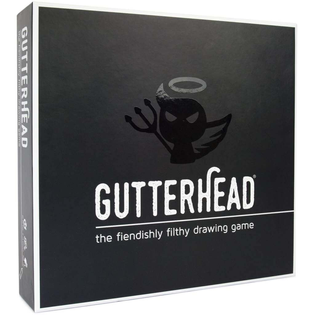 drawing board games for adults gutterhead box