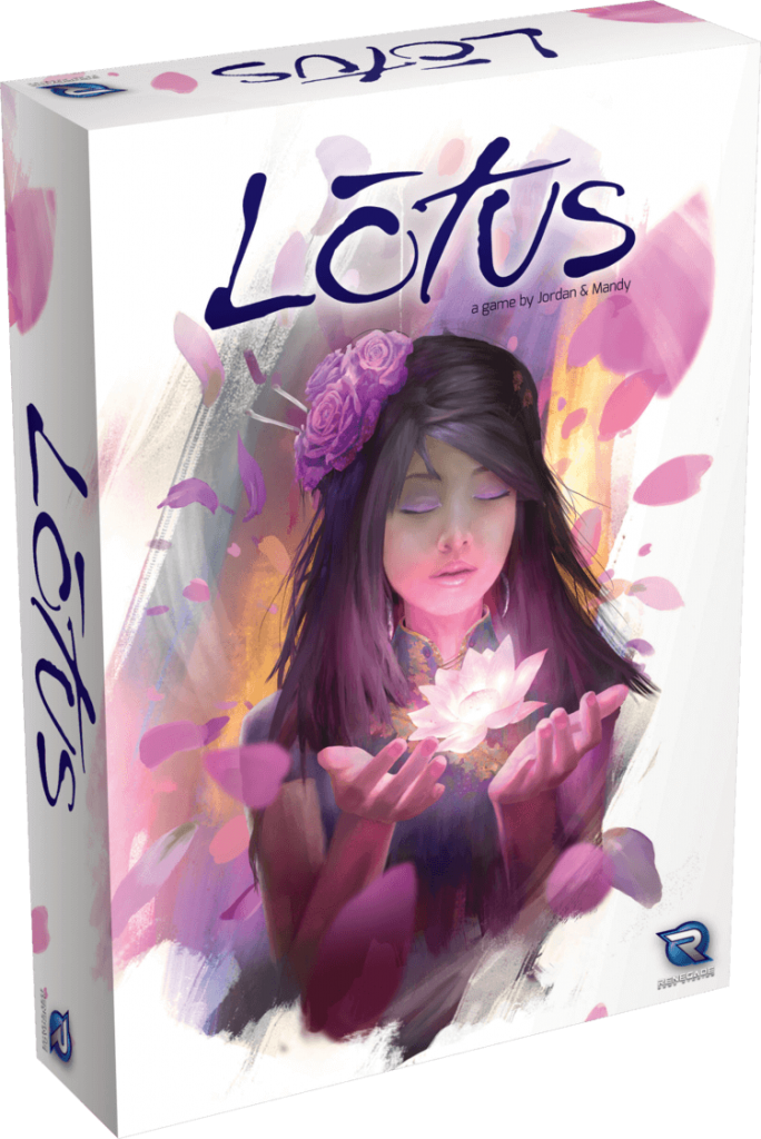 travel board games choices: lotus box