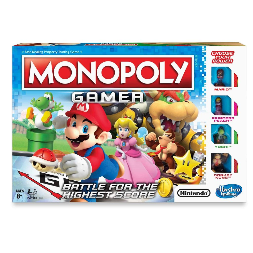 best monopoly editions: gamer